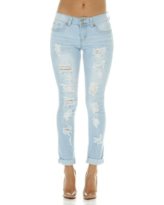ripped jeans for girls