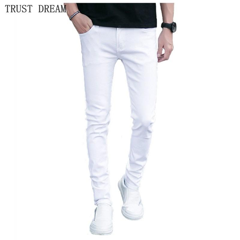 white jeans for men