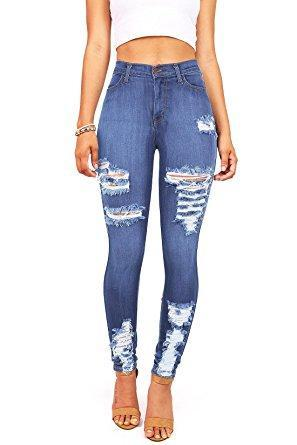 womens high waisted jeans